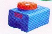 Горизонтальная квадратная емкость (450*700*490мм) 125л