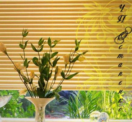 Горизонтальные жалюзи – наиболее распространенное устройство для защиты от солнечных лучей.