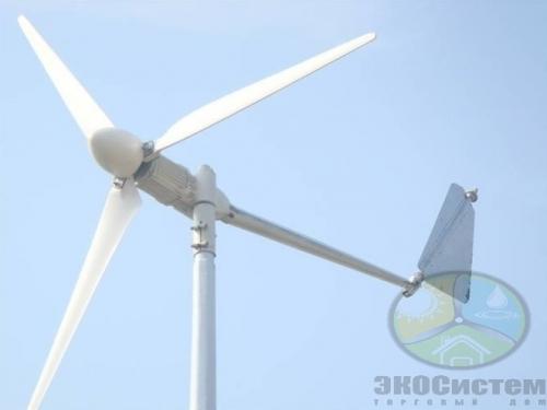 Горизонтальный ветрогенератор TECH 500W