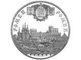 Город Ромны - 1100 монета 5 гривен 2002