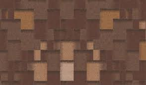 Фото  1 Битумная черепица Акваизол, серия Акцент, Горячий шоколад. 1034039