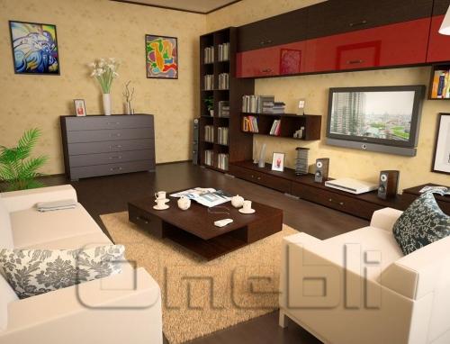 Гостиная ТОКИО - Венге 1238687
