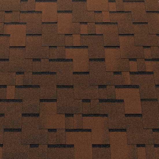 Фото  1 Бітумна черепиця Eco Roof (Gothik). 1421631
