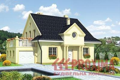 Готовые проекты домов Киев