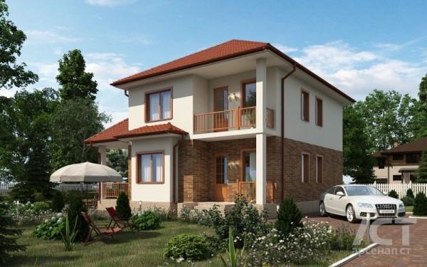 Готовые проекты домов.