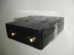 GPS-контроллер UNS 100A (2 SIM карты, внутренняя АКБ, акселерометр)