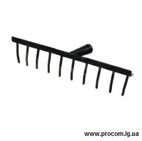 Грабли (прямой зуб-10 зубьев)