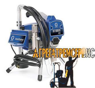 ST Max™ 395 поршневой агрегат ВД - базовая линейка для подрядчиков