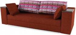 Гранд Нью Диван 1 ткань Tiffany 20 red Coffee17K5R Код A98790