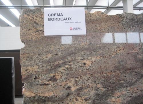 Гранит Crema Bordeaux т.30мм. Столешницы из гранита. Балясины из гранита. Ступени из гранита.