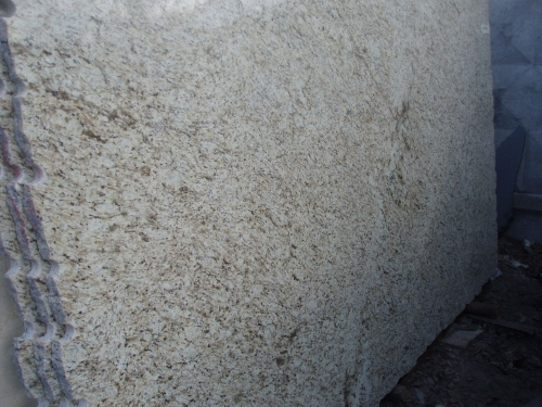 Гранит Giallo Ornamentalo т.30мм. Изделия из камня. Столешницы из гранита и мрамора. Лестницы из гранита и мрамора.