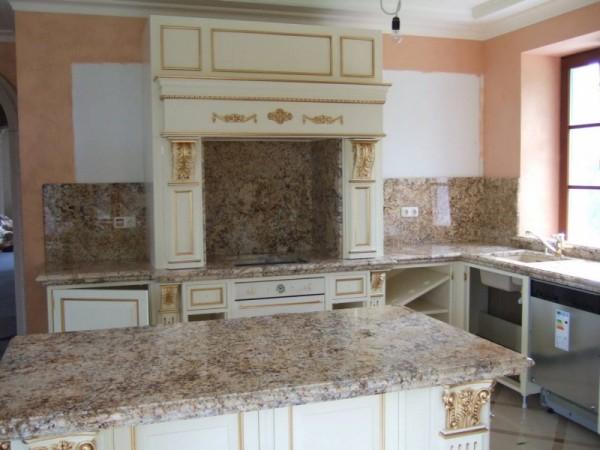 Гранитная Столешница, панели кухонные гранитные . Монтаж