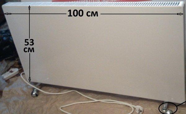 Фото 4 ГРЕЙ-500КТ, обогреватель инфракрасный, с электронным терморегулятором 340958