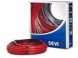 Фото  1 Тонкий нагревательный кабель DEVIcomfort 10T 20м, 200Вт, Devi (Дания) 1888046