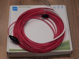 Греющий кабель в стяжку