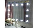 Фото  1 Гримерное зеркало визажиста с профессиональной LED подсветкой 100*80 см 2250919