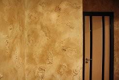 """Грото декоративное покрытие предназначенное для создания эффекта старых стен """"под камень""""."""
