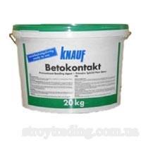 Грунтовка бетоноконтакт Knauf 20л