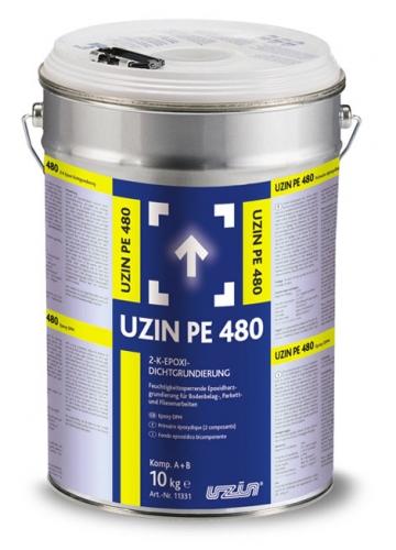 Грунтовка для очень влажных оснований UZIN PE 480 (10кг)