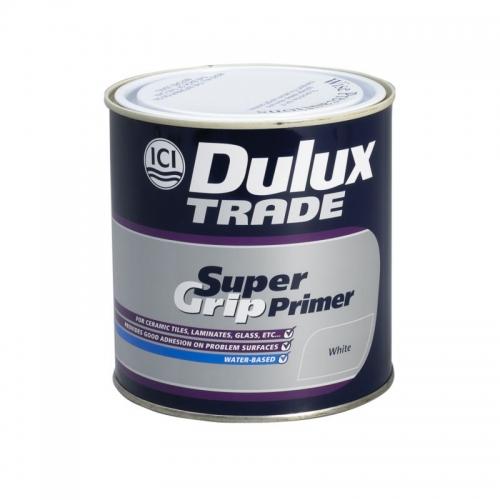 Грунтовка Dulux Trade Super Grip Primer. Водоэмульсионная грунтовка для наружных и внутренних работ.