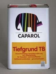Грунтовка глубокого проникновения Caparol-Tiefgrund TB Caparol