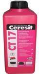 Грунтовка глубокопроникающая бесцветная, под покраску (Ceresit CT-17, Супер) 2л.