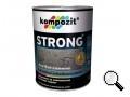 Грунтовка/лак по камню STRONG ®. Kompozit ®. состав на растворителях, отличающийся особенно глубоким проникновением.