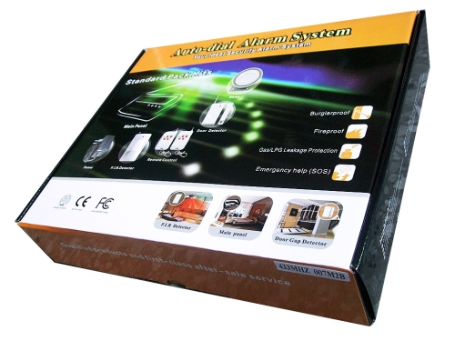 GSM сигнализация беспроводная для дома, офиса, магазина BSE-960 комплект(автономн. питание, дозвон на 5 телефонов)