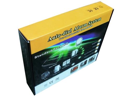 GSM сигнализация беспроводная для дома, офиса, магазина BSE-970 комплект(автономн. питание, дозвон на 5 телефонов)