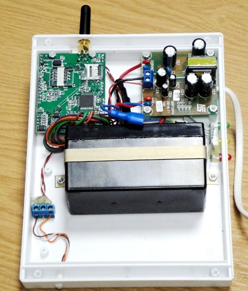 GSM-ТЕРМОМЕТЕР Удалённый контроль температуры