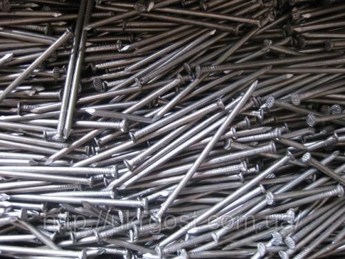 Гвозди строительные 90 мм