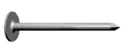 Гвозди толевые ГОСТ 4029-63. Диаметр гвоздя: 2,0 - 3,0 мм. Длина гвоздя: от 25 мм до 40 мм