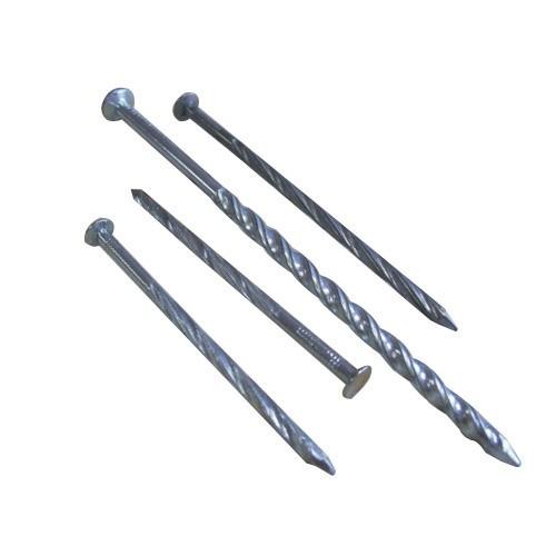 Гвозди винтовые ТУ 14-4-1161-2003, DIN 68163. Диаметр гвоздя: 2,5 - 3,5 мм Длина гвоздя винтового: 25 - 90 мм.