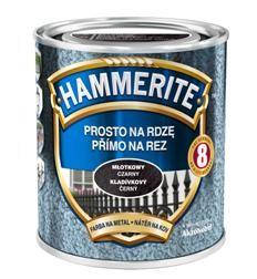 Hammerite Хаммерайт прямо на ржавчину - краска по металлу , с матовым эффектом