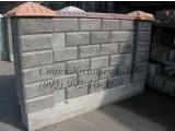 Колотые блоки для забора Херсон
