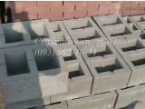 Блоки бетонные стеновые 300х200х400 мм в Херсоне