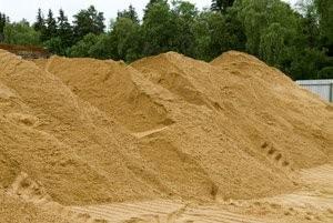 Херсонский песок в Одессе