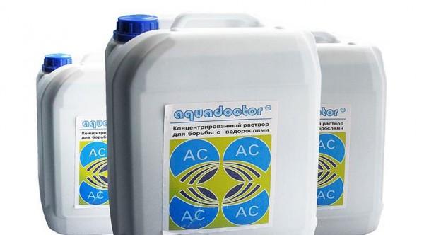 Химия для бассейнов AquaDOCTOR АС, 5л