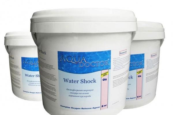 Химия для бассейнов AquaDOCTOR О2 5кг