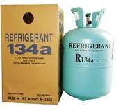 Хладагент R134a REFRIGERANT (13.6 кг — баллон метал. , Китай)