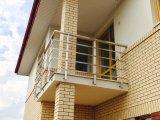 Фото 9 Перила з нержавійки,балкони,навіси,відбійники 335746