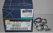 Хомут Norma 25*40мм нержавеющий червячный (Германия)