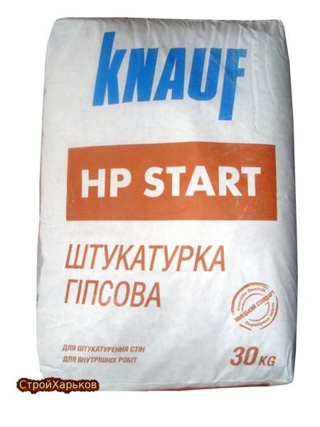 Knauf штукатурка Старт