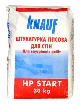 Штукатурка НР СТАРТ (30кг) KNAUF