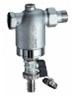 Хромированный фильтр FAR НР-ВР для механической очистки воды