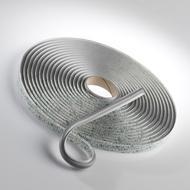Бутил каучуковая герметик лента размером 2,5*15 мм (двойная)