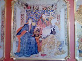 художественная парадная роспись
