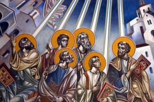 художественная роспись церквей