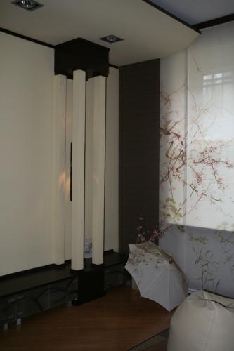 Худжественная розпись стен , жалюзей, штор.