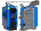 Котлы Идмар (Вихлач, Вичлас) твердотопливные длительного горения 10 кВт.